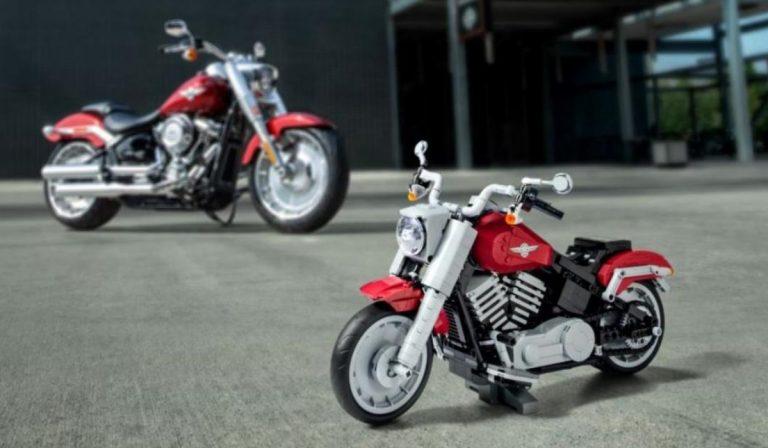 Harley-Davidson Fat Boy pode ser sua por apenas 89 euros