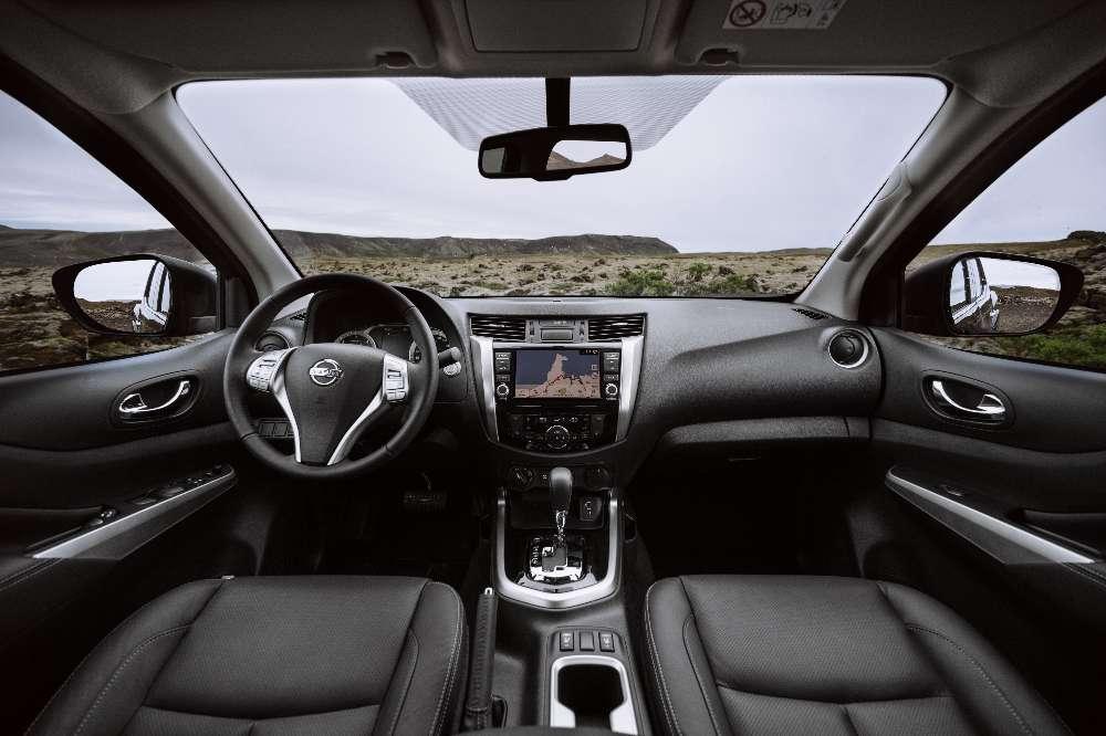 Nissan renova Navara agora com motor mais eficiente