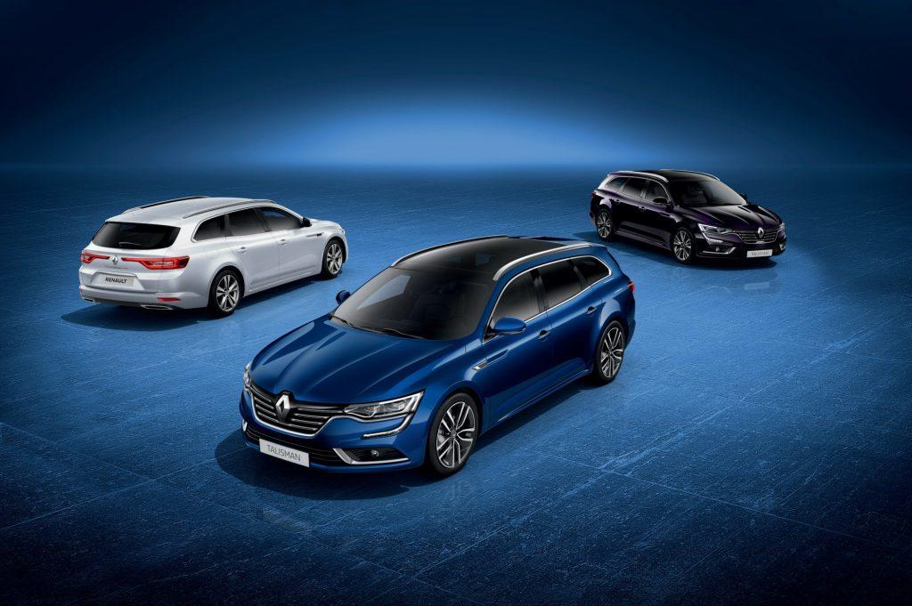 Renault Talisman e Espace recebem novos motores mais potentes