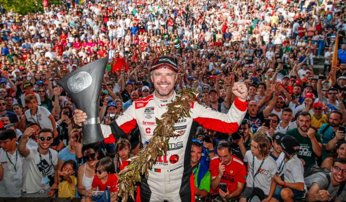 Tiago Monteiro regressa às vitórias no WTCR
