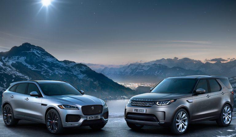 """Jaguar Land Rover recebe um """"empréstimo"""" do Governo britânico"""