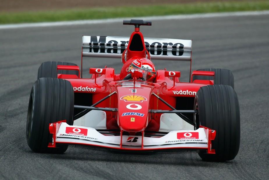 Monolugares de pilotos icónicos de Fórmula 1 vão a leilão