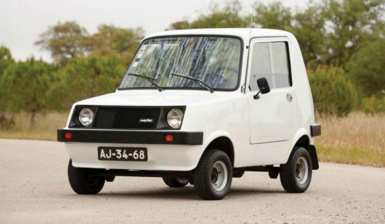 Sado 550, o Smart português de que poucos se lembram