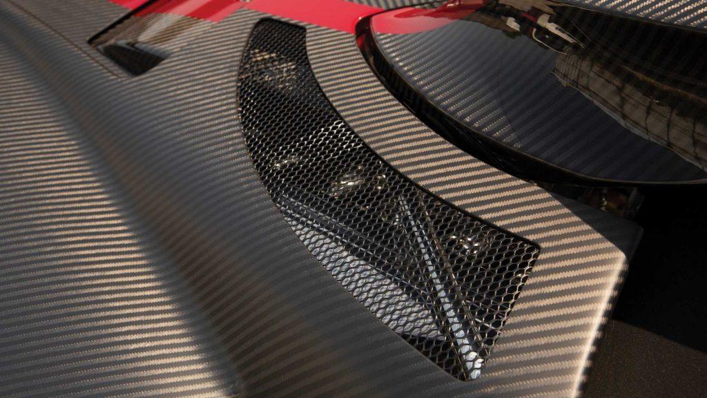 Pagani Zonda Aether, o supercarro que custa milhões e vai a leilão