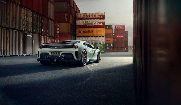 Novitec apresenta Ferrari 488 Pista com 800 cavalos