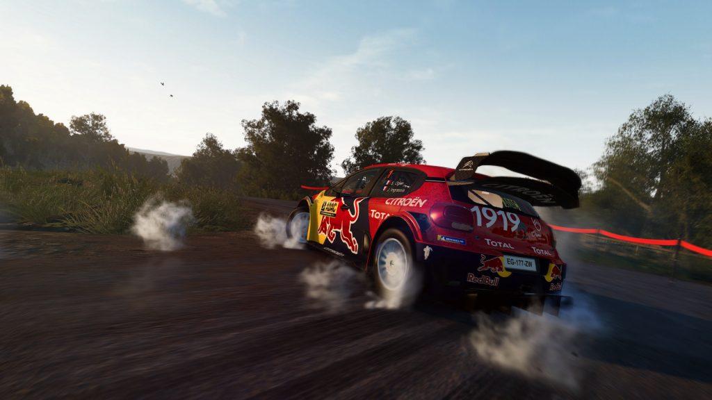 WRC 8 vai ter o melhor modo Carreira de sempre