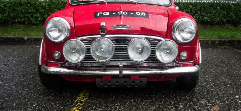60 anos do Mini celebrados no Estoril Classics