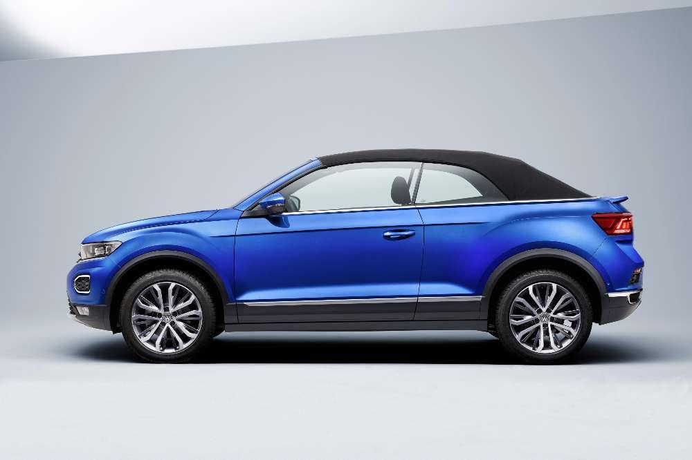 Volkswagen T-Roc Cabriolet, o novo SUV com vista para o céu