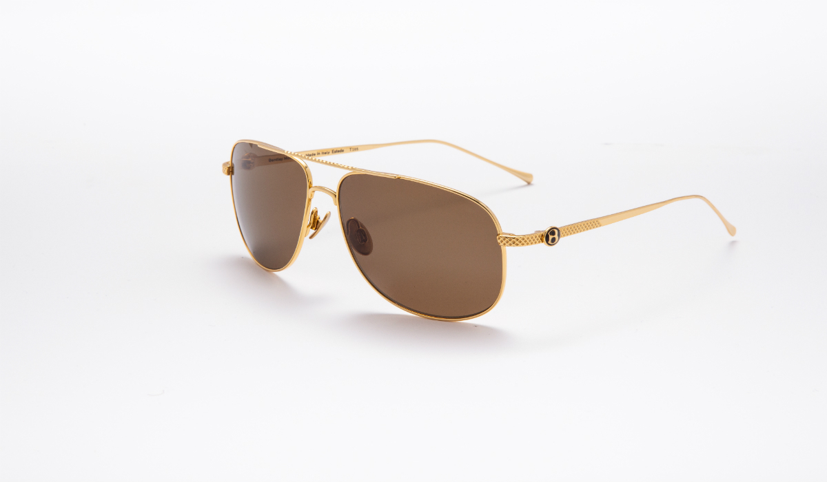 Bentley apresenta coleção de óculos de sol