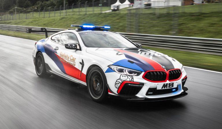 BMW M8 reforça equipa de Safety Car no MotoGP