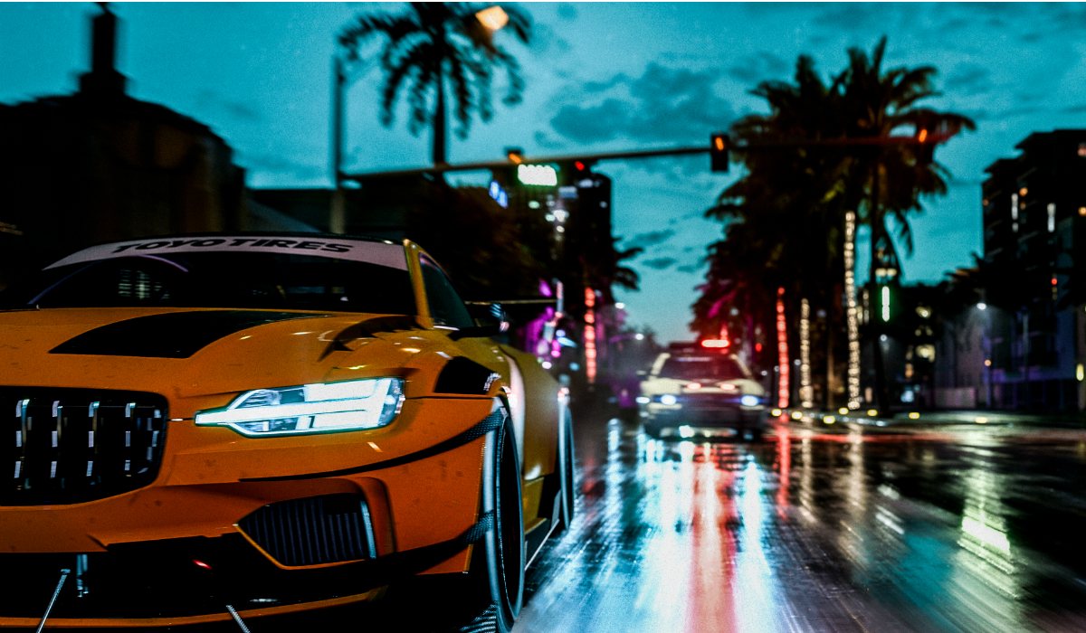 Electronic Arts revela trailer do novo Need for Speed Heat