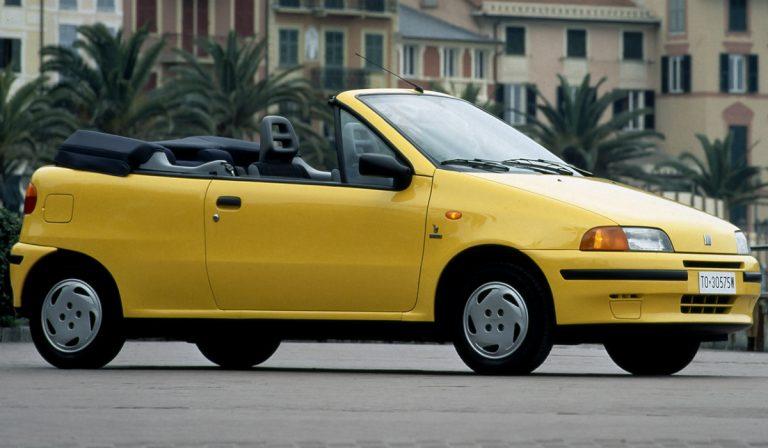 Fiat Punto e mais 9 carros que adoram o amarelo