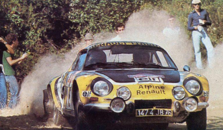 Jean-Luc Thérier, antigo vencedor do Rali de Portugal, morre aos 73 anos