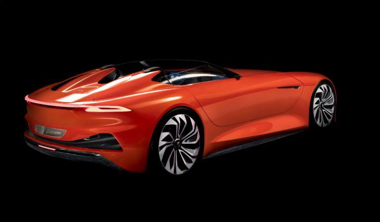 SC1 Vision Concept é a visão do futuro elétrico da Karma Automotive