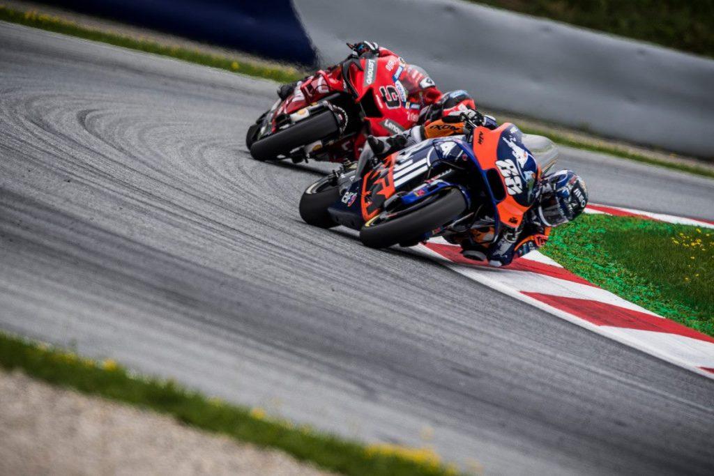 Miguel Oliveira consegue melhor resultado da época no Moto GP da Áustria
