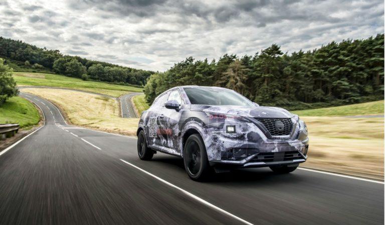 Nissan prepara-se para revelar a segunda geração do Juke
