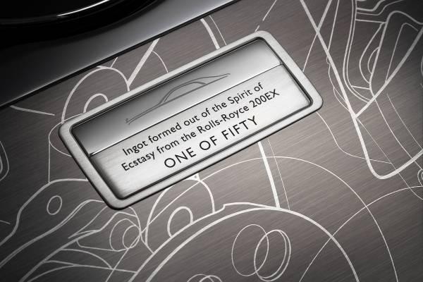 Rolls-Royce Ghost Zenith, a nova edição limitada recheada de luxo
