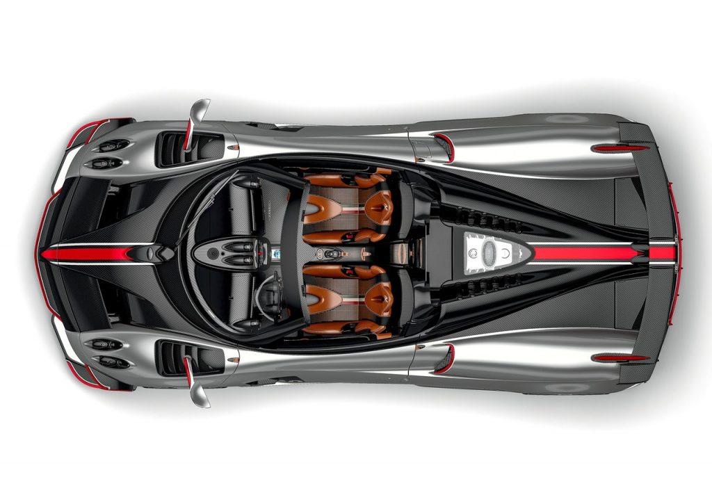 Huayra Roadster BC é uma homenagem ao primeiro cliente da Pagani
