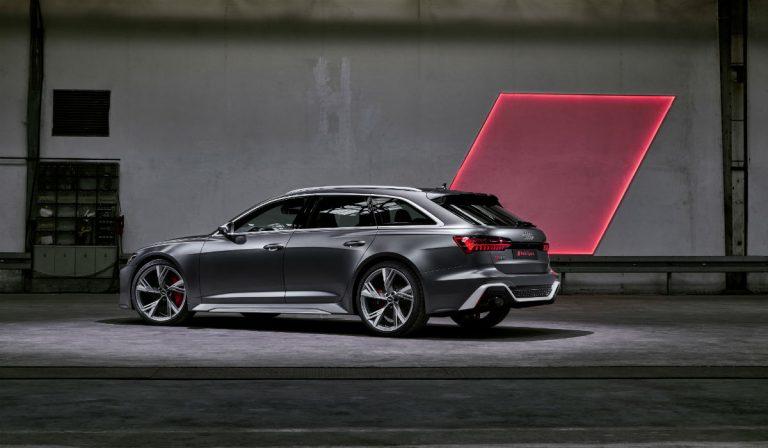 Audi RS 6 Avant traz motor com 600 cavalos e tecnologia mild hybrid