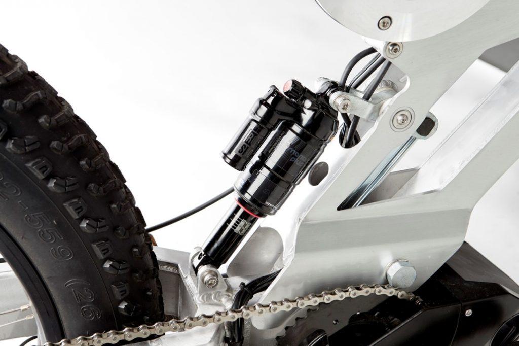 Moto Parilla, a bicicleta elétrica que cativa pelo design