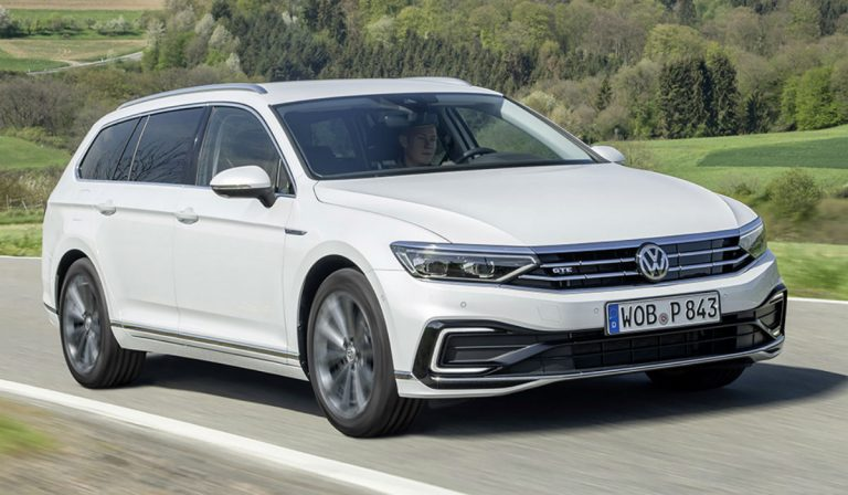 Novo Volkswagen Passat GTE chega com mais autonomia elétrica