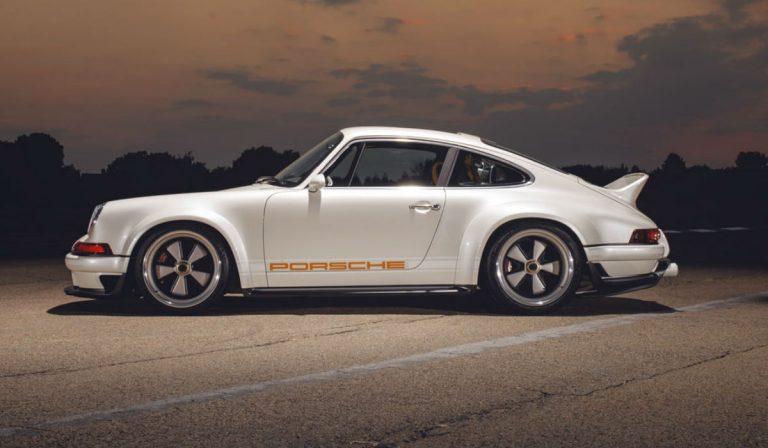 Singer Vehicle Design celebra dez anos de magia com os Porsche 911