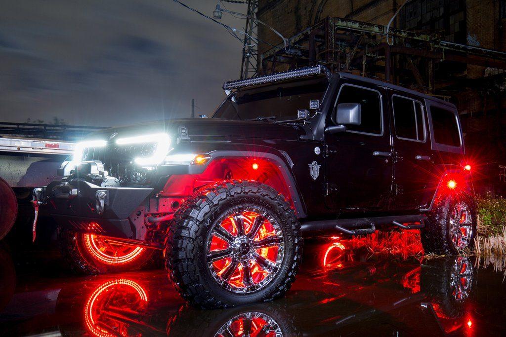 Saiba como pode tornar o seu Jeep Wrangler ainda mais radical
