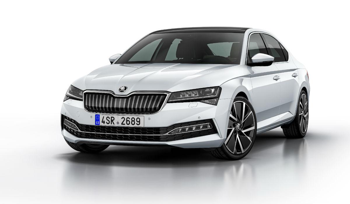 Skoda anuncia início de produção do novo Superb iV