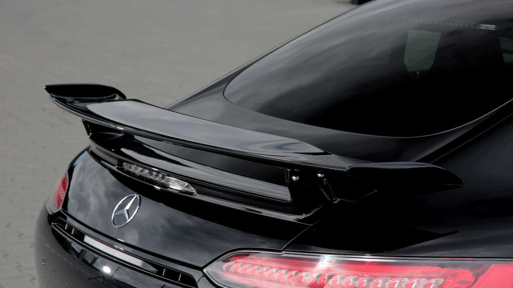 Mercedes-AMG GT R chega aos 880 cv na mãos da Posaidon