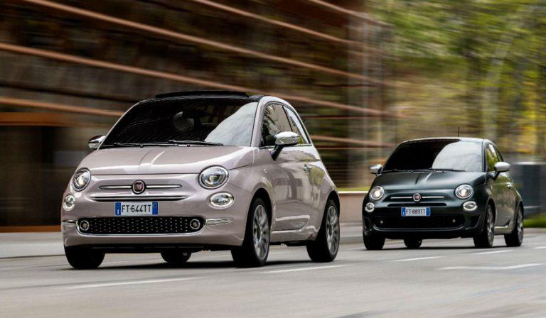 Fiat 500 renovado com duas novas versões Star e Rockstar