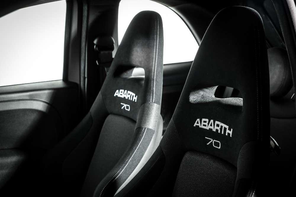 Novo Abarth 595 Pista recebe um aumento de potência