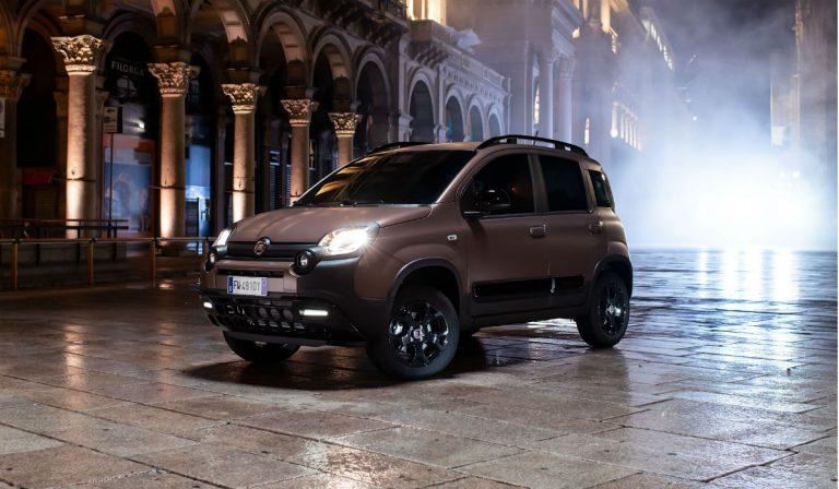 Fiat veste Panda com moda Trussardi em edição exclusiva