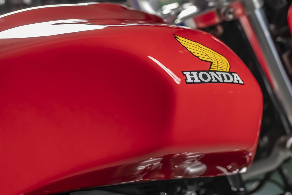 Honda celebra aniversário da CB750 com uma edição limitada