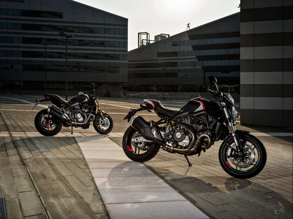 Ducati Monster 1200 S recebe novo esquema de cores