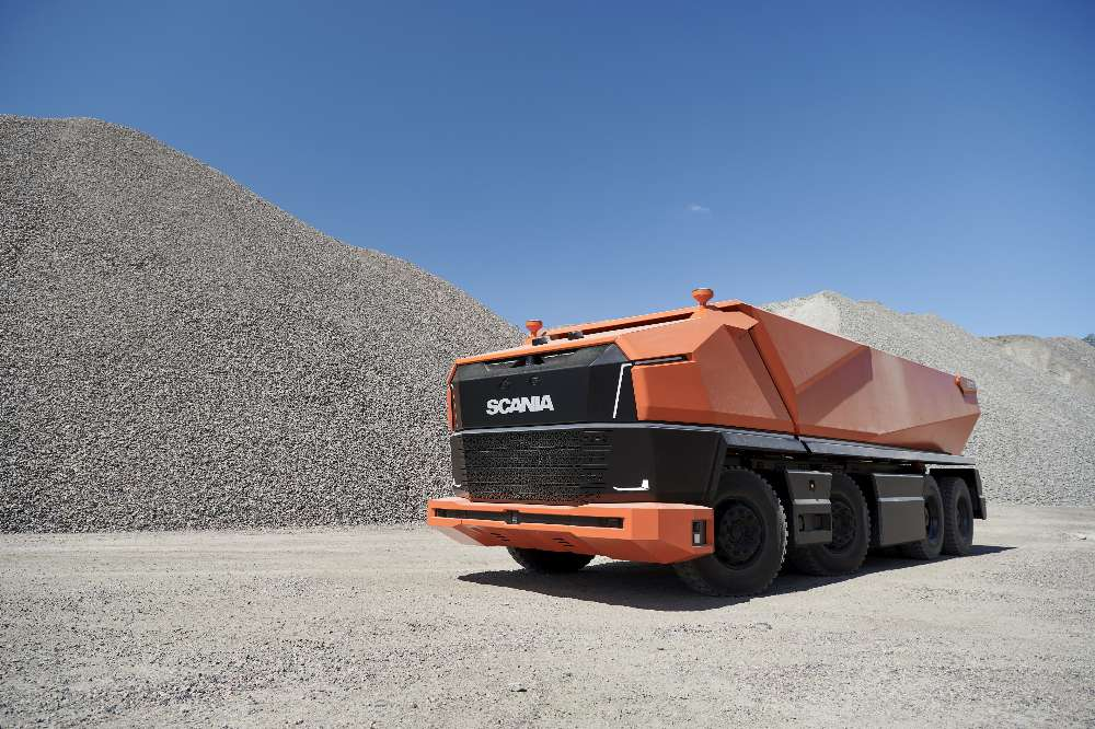Condução autónoma chega aos camiões de carga