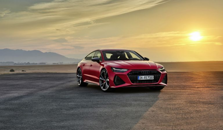 Novo Audi RS 7 Sportback, coupé de cinco portas tem agora 600 cavalos