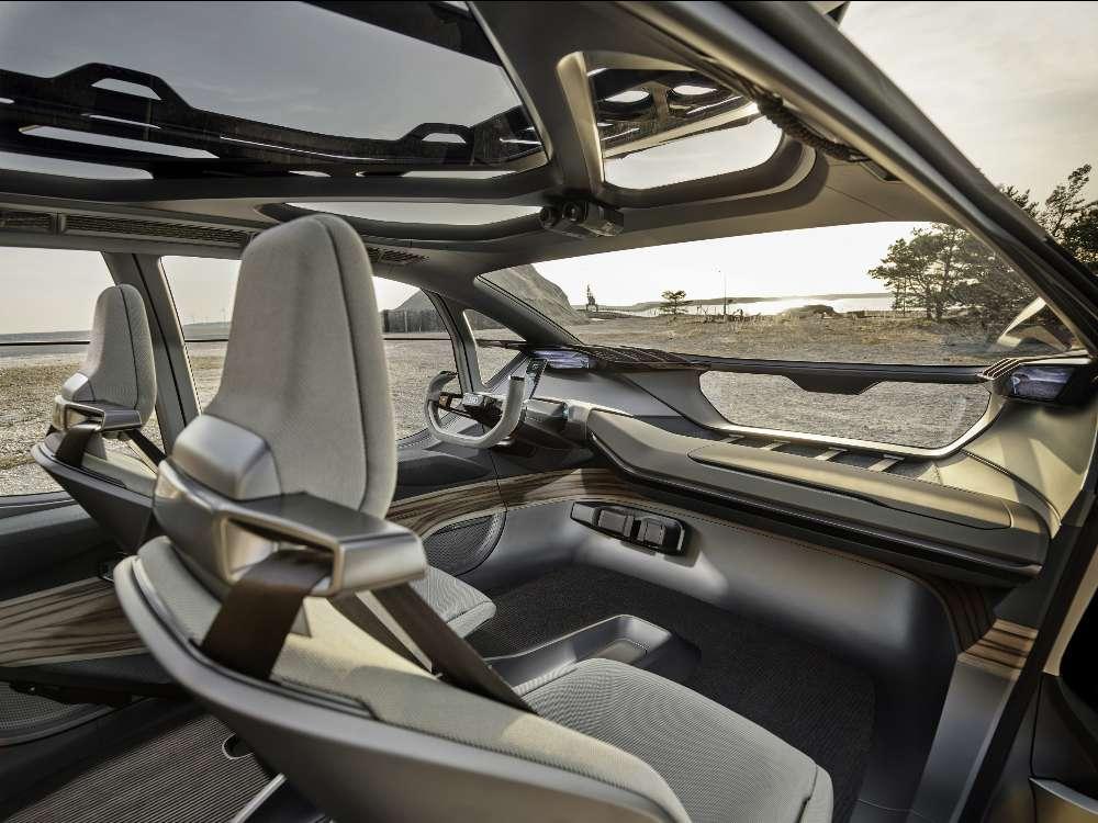 Audi AI:Trail Quattro é o concept autónomo para aventuras fora de estrada