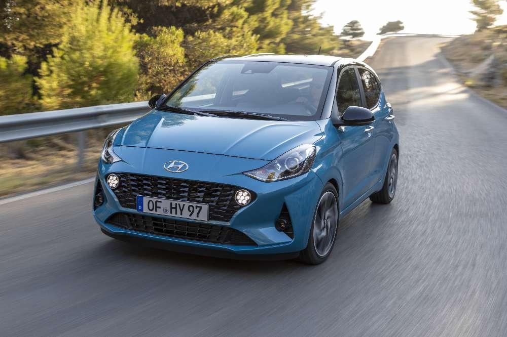 Novo Hyundai i10 oferece um visual mais dinâmico