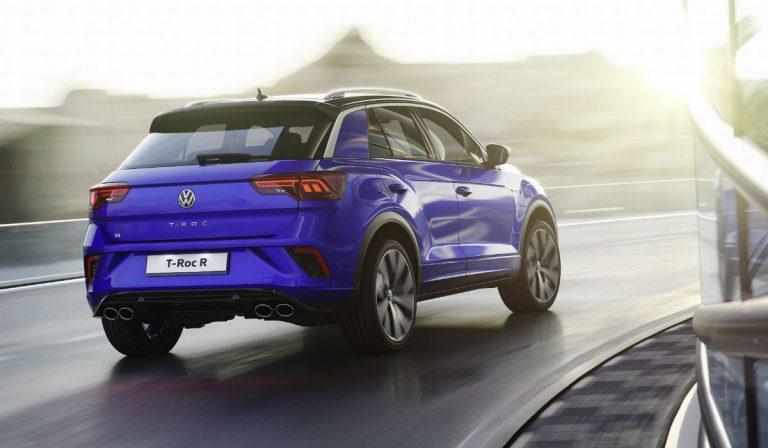 Volkswagen T-Roc R já está disponível em Portugal