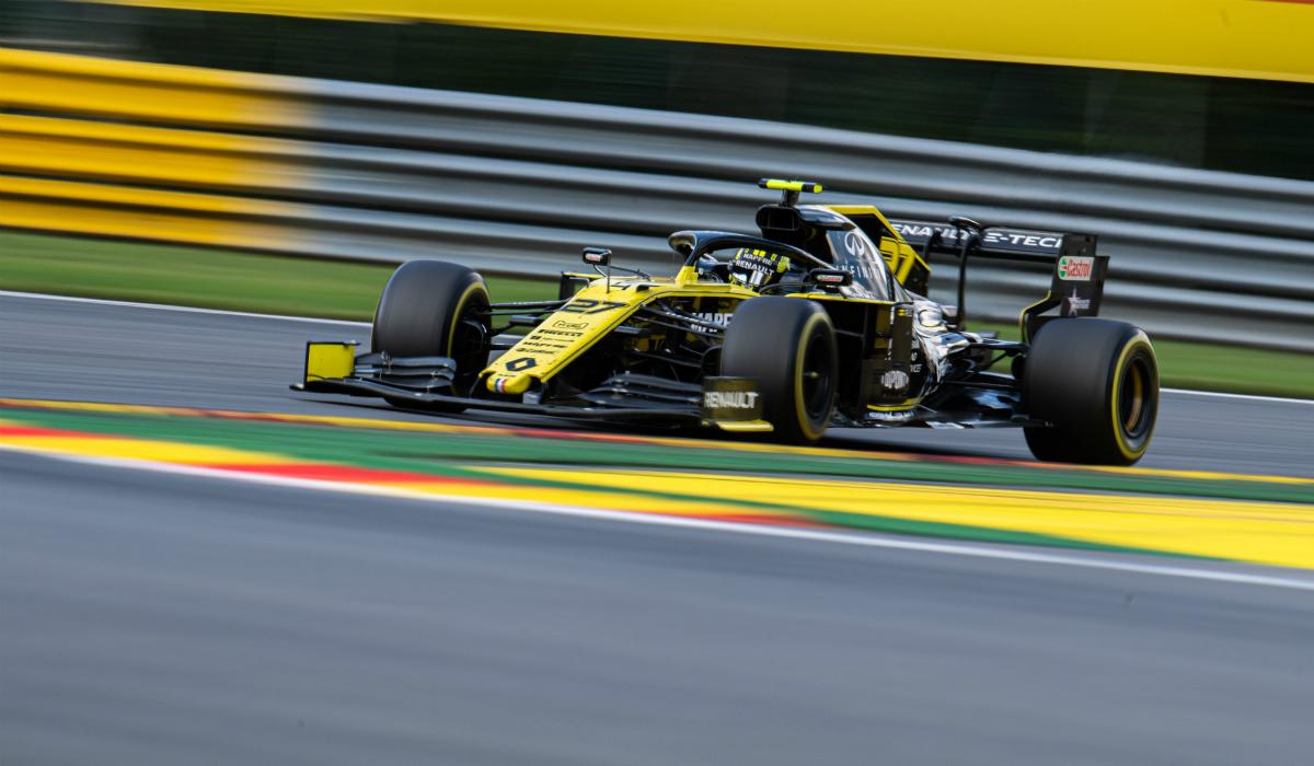 Futuro do piloto Nico Hulkenberg está incerto