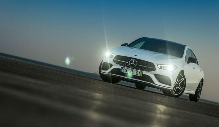 CLA Coupé, o mais dinâmico e emocional dos A da Mercedes-Benz