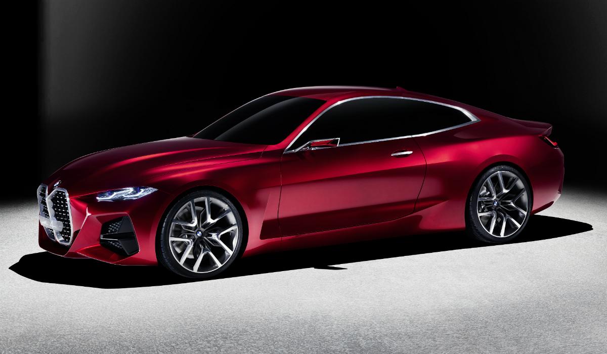 BMW Concept 4, o protótipo que antecipa o próximo Série 4