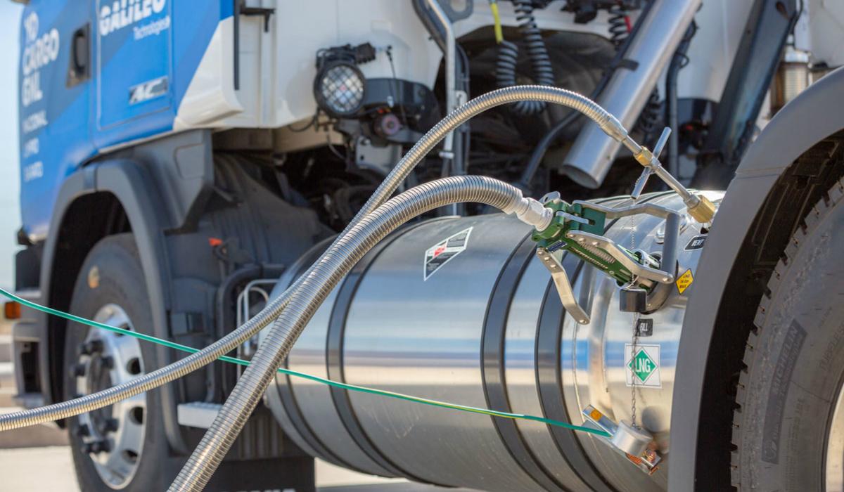 Camiões a gás natural emitem mais óxido de azoto do que a gasóleo