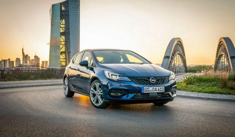 Novo Opel Astra já tem preços definidos para Portugal