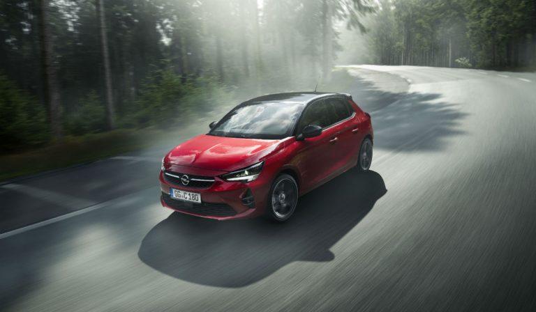 Opel apresenta versão GS Line para o novo Corsa
