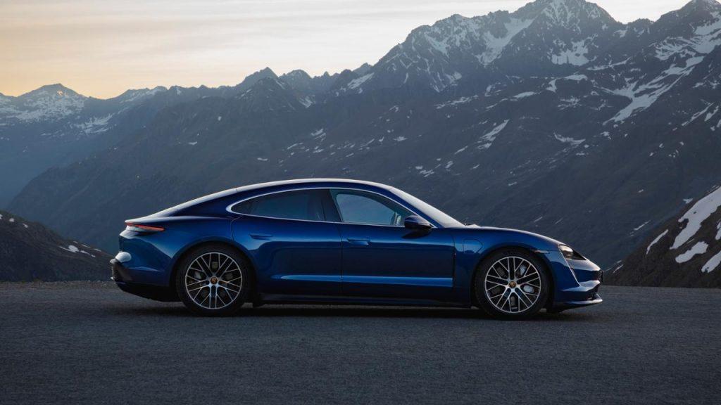 Porsche apresenta Taycan, o primeiro elétrico da história da marca
