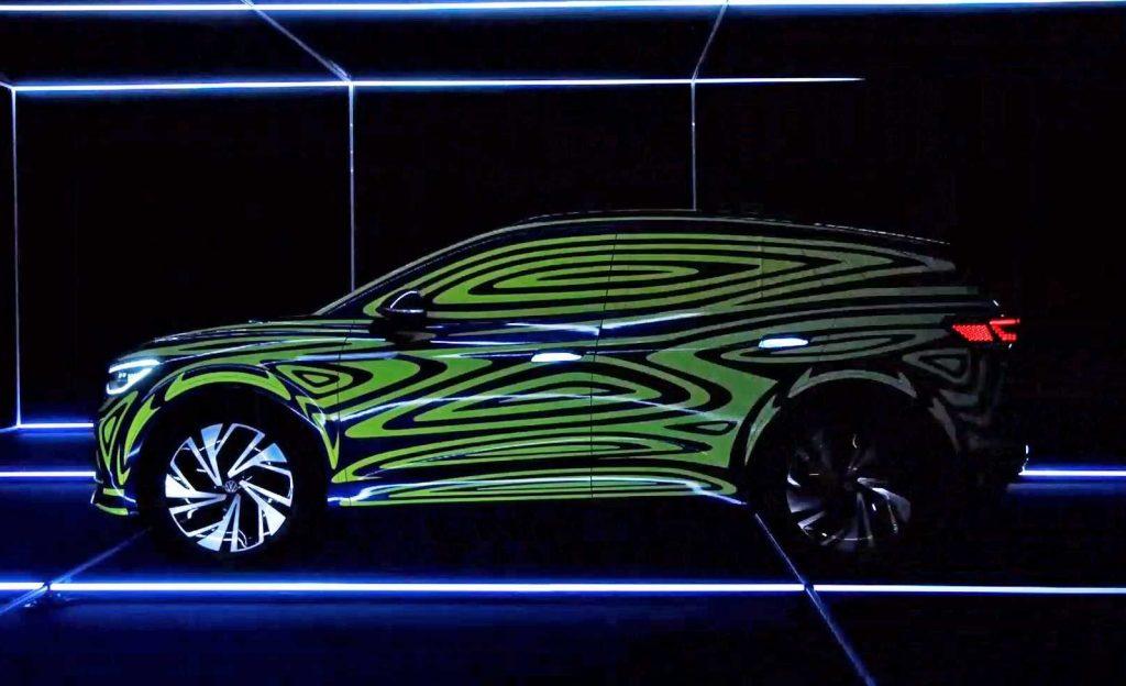 Segundo veículo elétrico da Volkswagen é um SUV