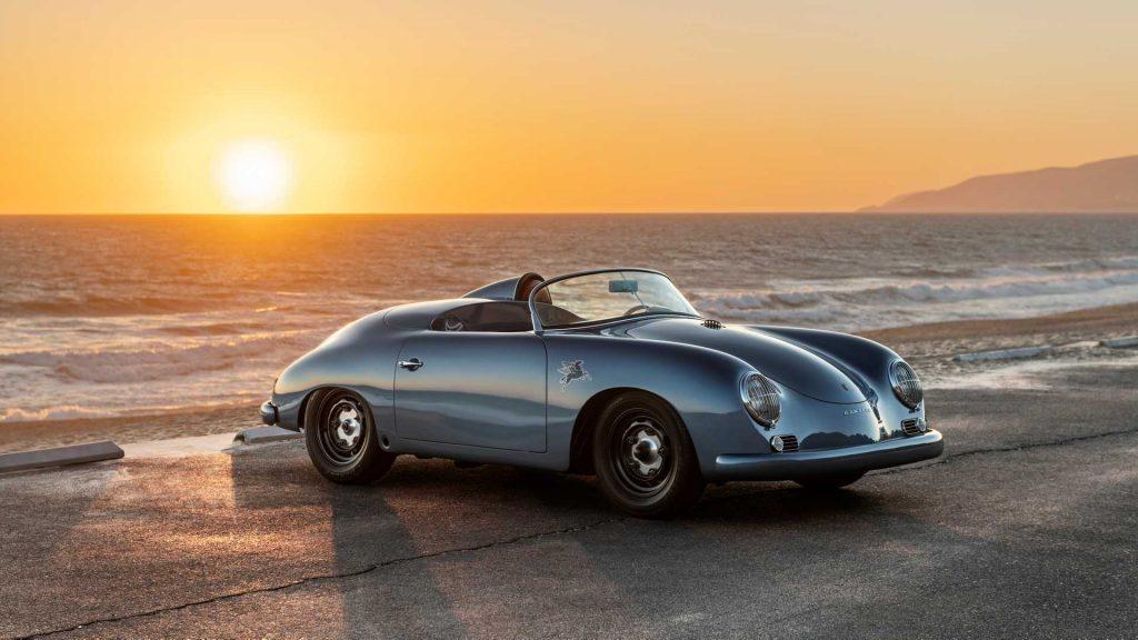 Conheça o Porsche 356 Coupe que foi convertido em Speedster