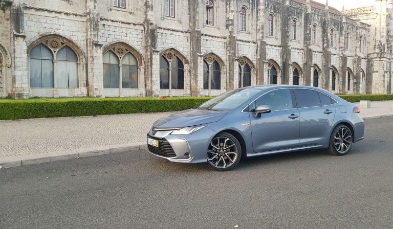 Toyota Corolla, a Fénix renascida