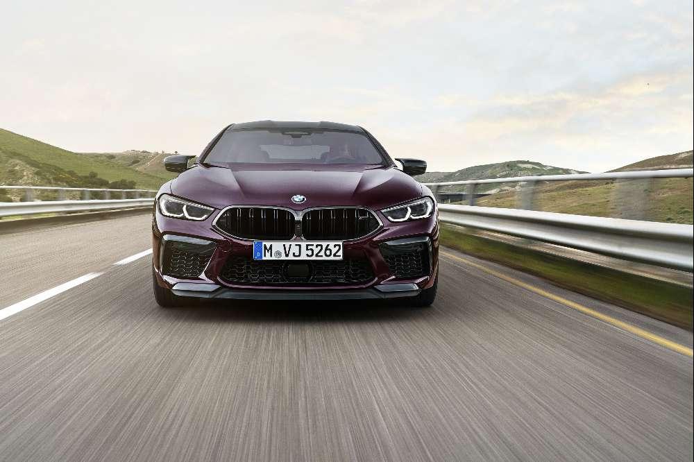 BMW M8 Gran Coupé, o topo dos desportivos da marca alemã